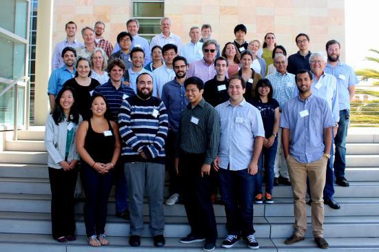 2014 Group photo of CenSURF members and affiliates